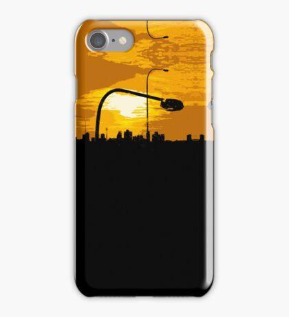 skyline iPhone Case/Skin