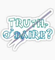 Truth or Dare? Sticker