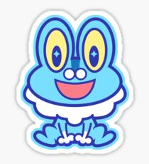 Chibi Froakie Sticker