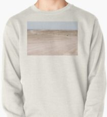 into the desert.  namibia Pullover