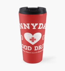 Sunnydale Blood Drive Travel Mug