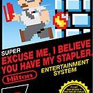 Super Office Milton Sticker Version by RyanAstle