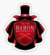 Team Baron Sticker