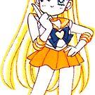 Chibi Sailor Venus by Shayera