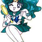 Chibi Sailor Neptune by Shayera