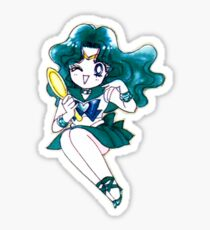 Chibi Sailor Neptune Sticker