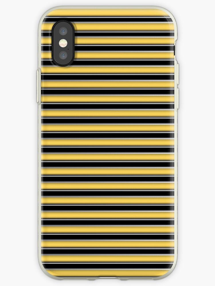 Gold Stripe I iP4 by Hugh Fathers