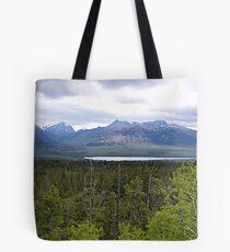 Waterton Valley Tote Bag