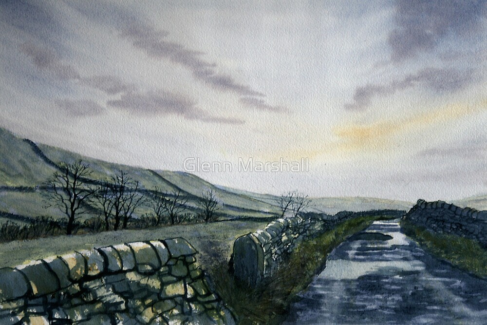 Day in the Dales by Glenn Marshall