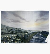 Day in the Dales Poster