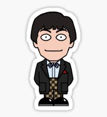 The Second Doctor (sticker) Sticker