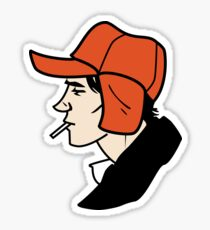 Holden Caulfield | Sticker Sticker