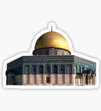 Dome of the Rock Sticker