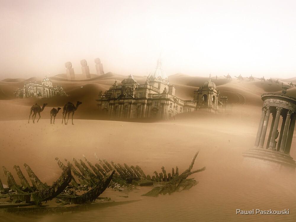 our future ? by Pawel Paszkowski