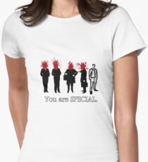 You Are Special Women's Fitted T-Shirt