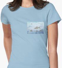 Sharks Women's Fitted T-Shirt