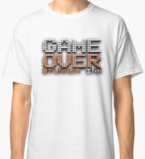 GAME OVER [Stunner Ink] Classic T-Shirt