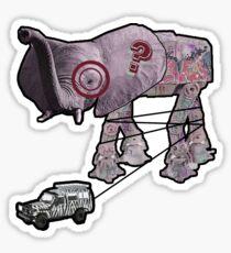 Star Wars, Eleph-ATAT Sticker