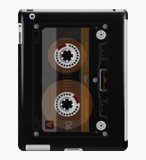Retro Music Cassette Tape iPad Case/Skin