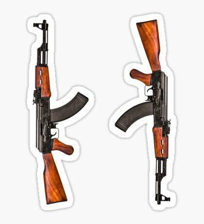 AK47 Sticker Set Sticker