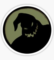 Nightmare Before Christmas Ooggie Boogie Sticker