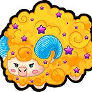 Sheep - Mango Berry by mechbunnies