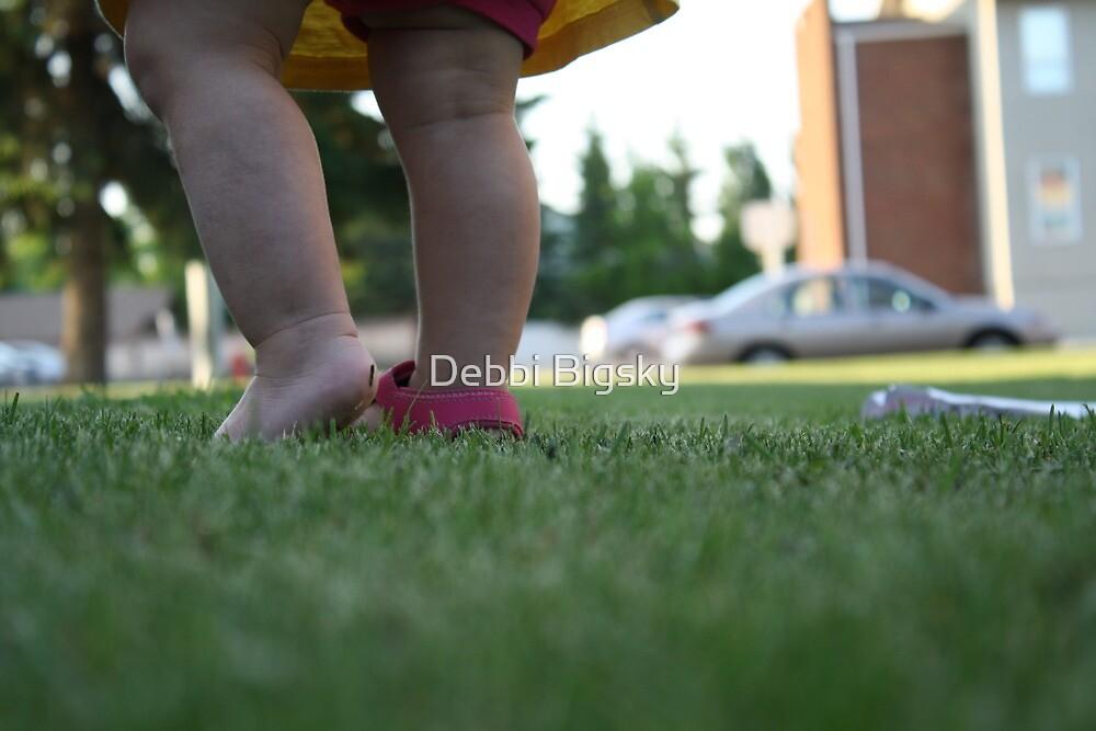 Lost Shoe by Debbi Bigsky