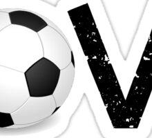 Soccer Love Sticker