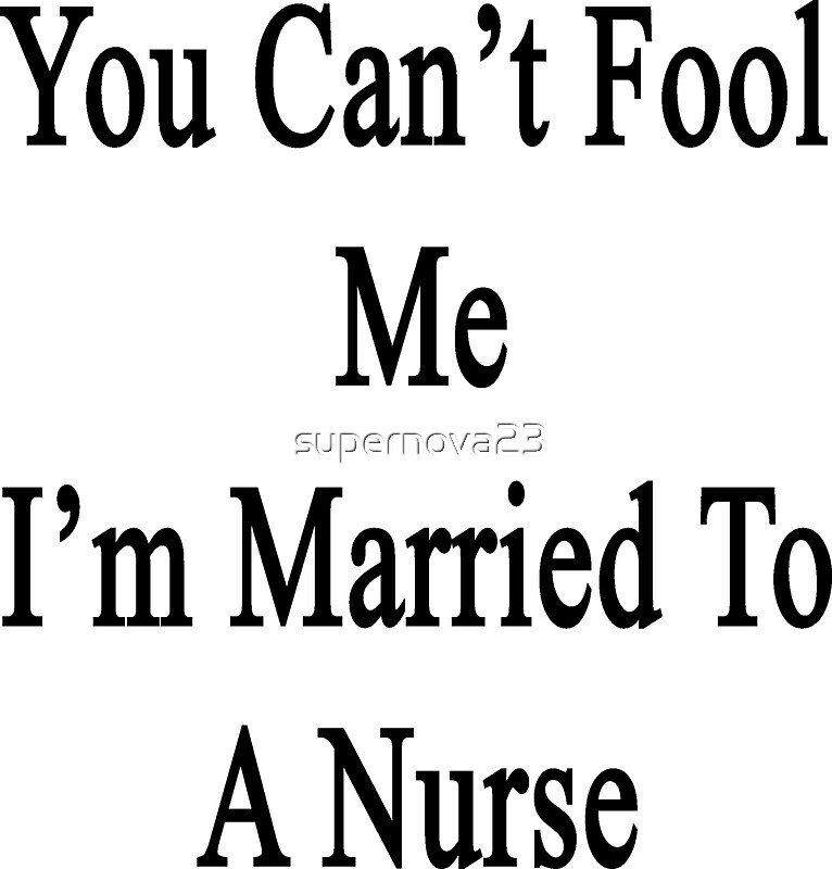 I m married to a