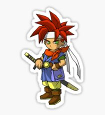 Cartoon Chrono Sticker