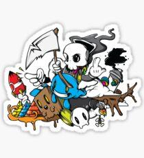 Joy Ride Sticker