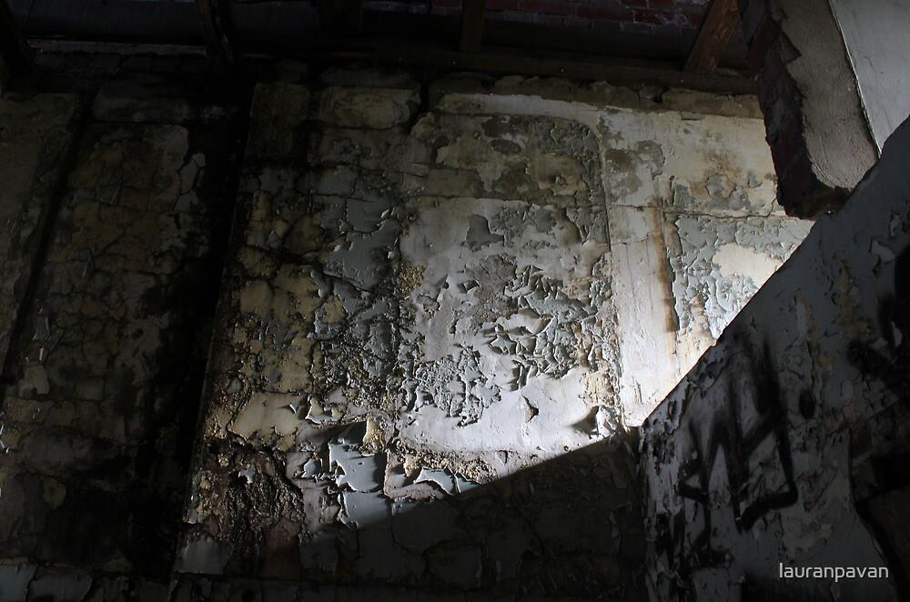 the wall by lauranpavan