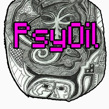 OsyPil Original sketch  by PsyOil