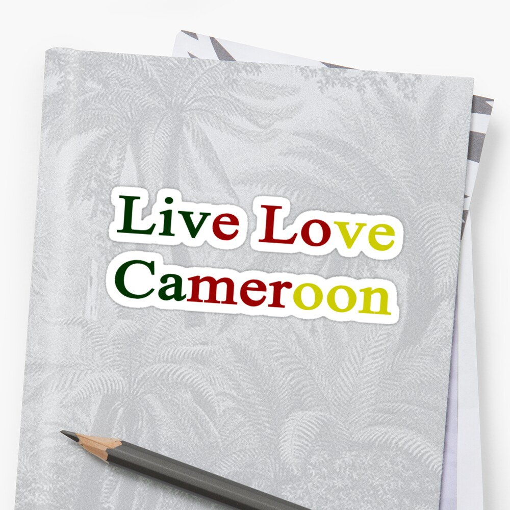 Live Love Cameroon  by supernova23