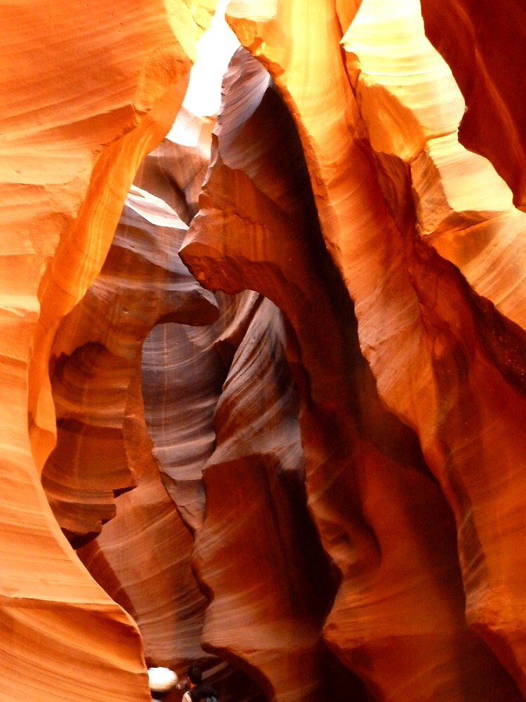 beautiful Antelope Canyon by supergold