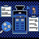 Doctor Whovio Sticker by RyanAstle