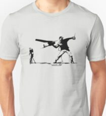 Yank and Banksy Unisex T-Shirt