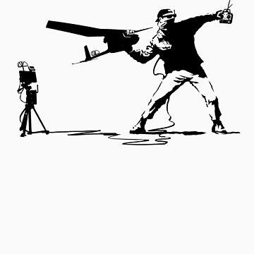 Yank and Banksy by ChickenSashimi