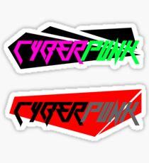 Cyberpunk Sticker