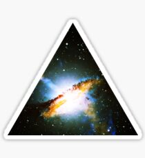 Centaurus A Triangle | Fresh Universe Sticker