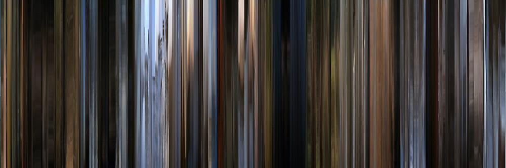 Moviebarcode: Dersu Uzala (1975) by moviebarcode