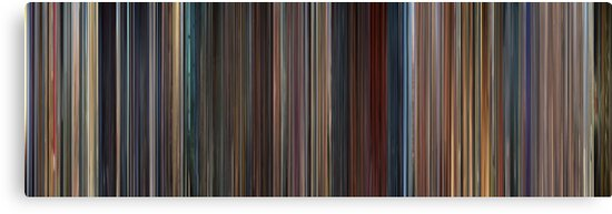 Moviebarcode: Megamind (2010) by moviebarcode
