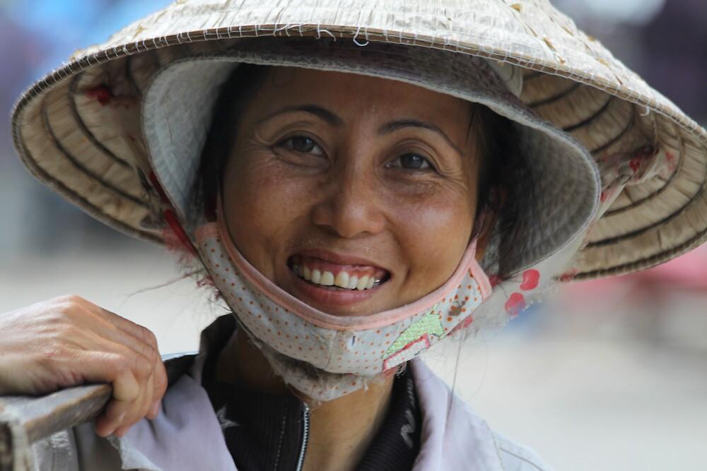 A Happy Vendor by byronbackyard