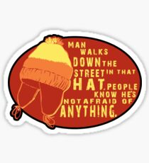 Jayne Cobb Hat Sticker