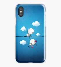 I will not let you down iPhone Case/Skin