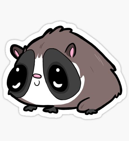 Creepies - Slow Loris Sticker