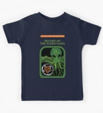 Cthulhu Your Own Adventure Kids Tee