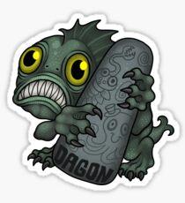 Dagon Sticker