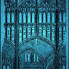 Old Coventry - St Michael's Cathedral by Jonathan Kereve-Clarke (Kerêve.blue)