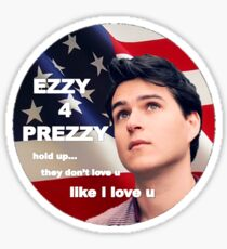 Ezzy 4 Prezzy Sticker